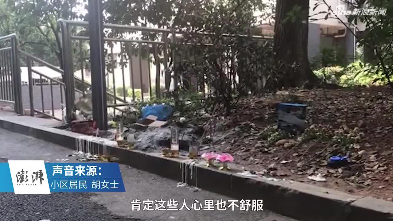 视频-探访男童遇害小区:事发地离保安亭百余米