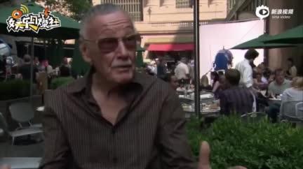 视频:斯坦李去世一周年 漫威影业悼念爱你不止3000