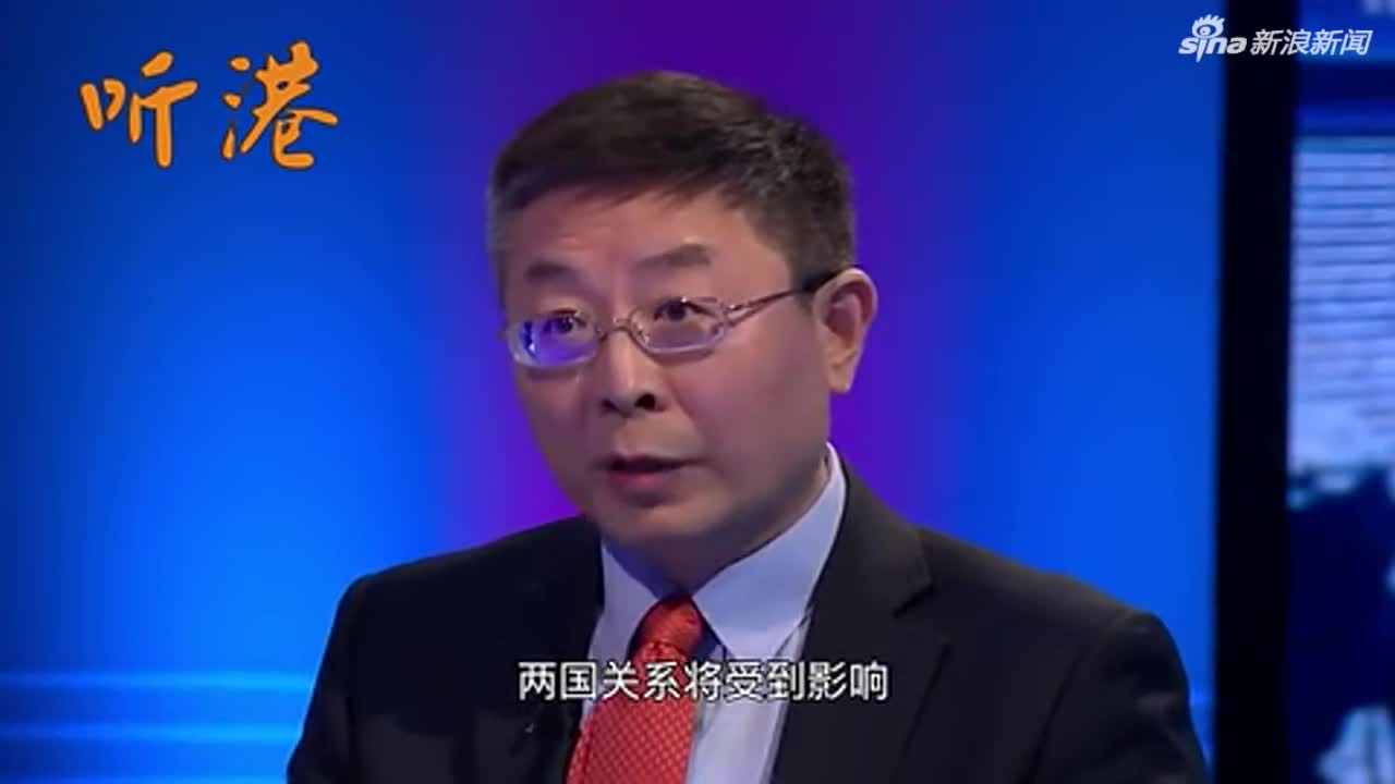 中国驻英使馆公使马辉接受BBC采访:干预中国内政一定会承担后果!