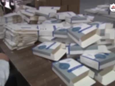 貨源作福利:杭州一公司送員工5000口罩 可領兒童款