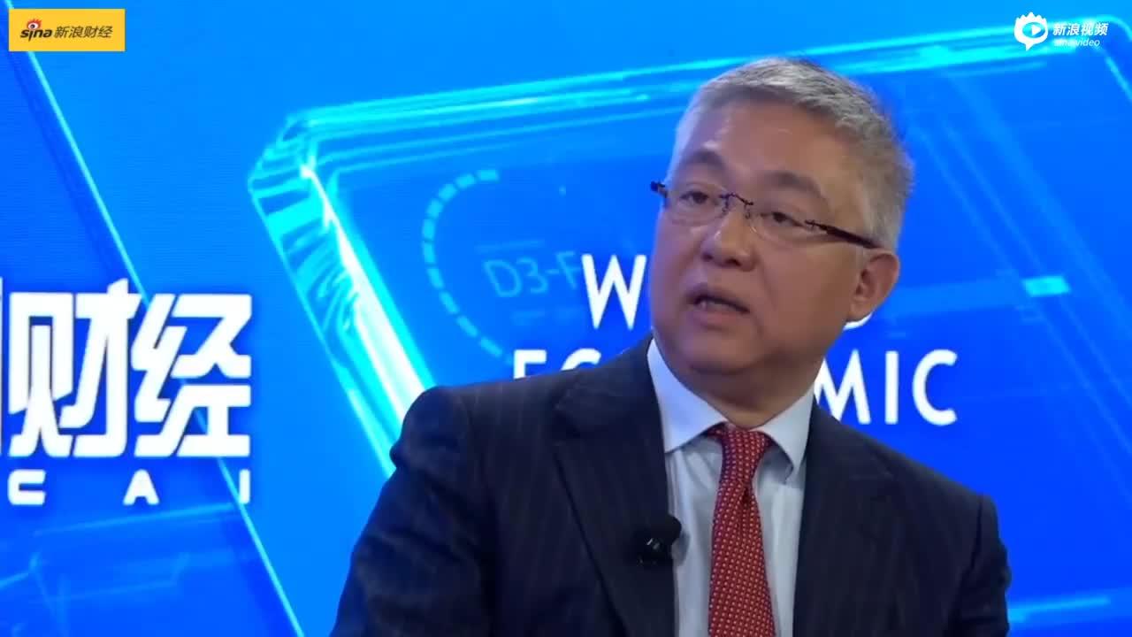 張懿宸:以資本市場為主的金融結構不見得是最好的