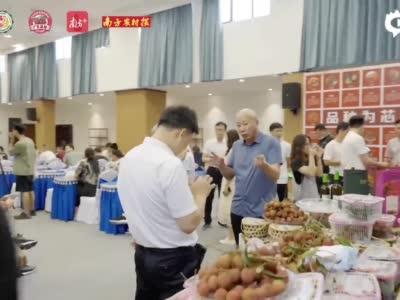 广东桂味、鸡嘴荔热销长沙红星农批