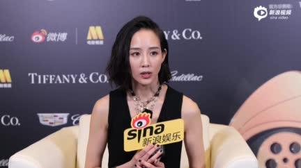 视频:2021微博电影之夜独家对话张钧甯