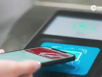 """億通行Pay·秒通卡""""通過億通行App加到 iPhone或Apple Watch的錢包中"""