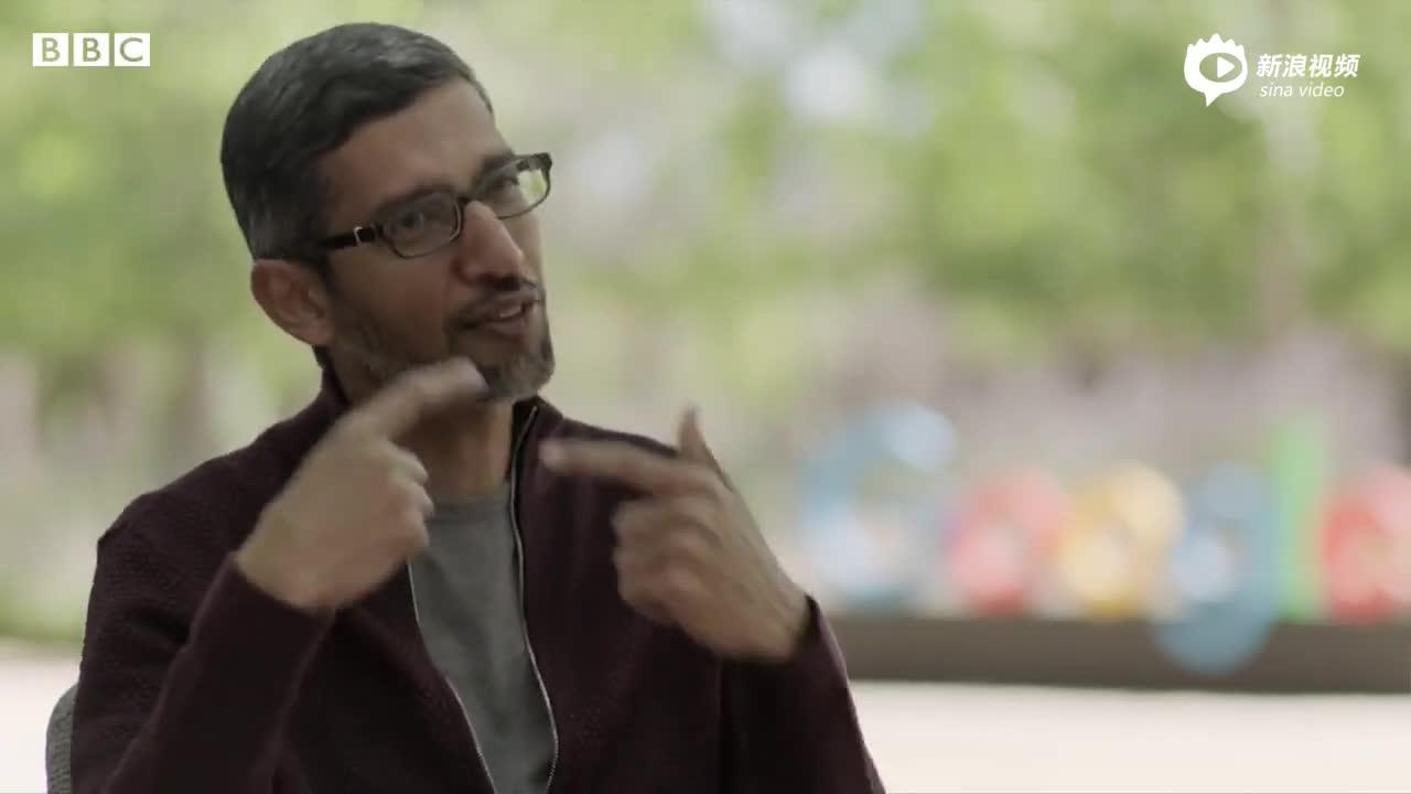 BBC专访谷歌CEO