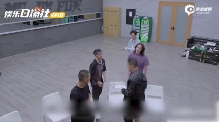 """视频:5G冲浪!尹正晒赵文卓组""""开封府街道办""""P图"""