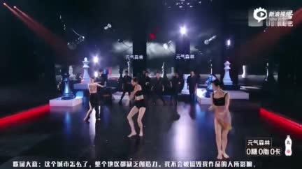 视频:《舞蹈生》高阶朋克版芭蕾好燃